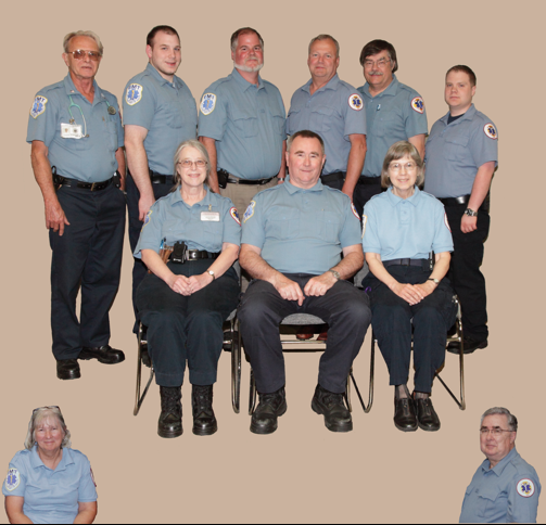 Officers for 2013